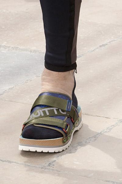 louis vuitton men shoes spring 2018 introduced flatforms for men