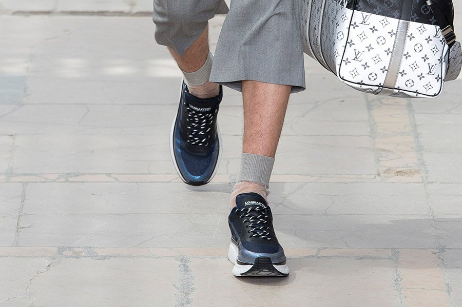 Louis Vuitton Men Shoes Spring 2018