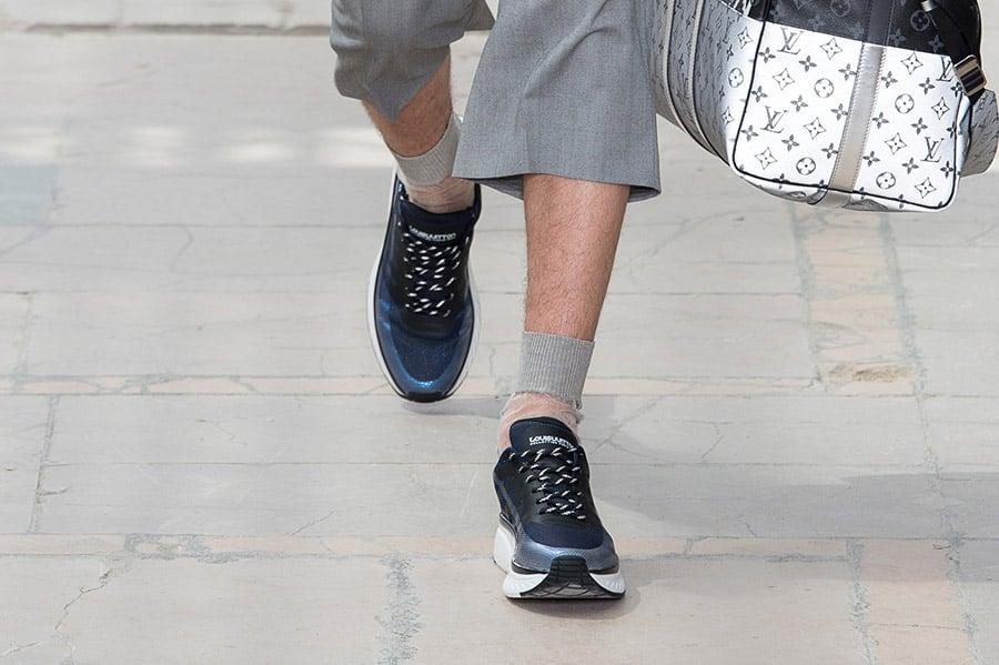Louis Vuitton Men Shoes Spring 2018