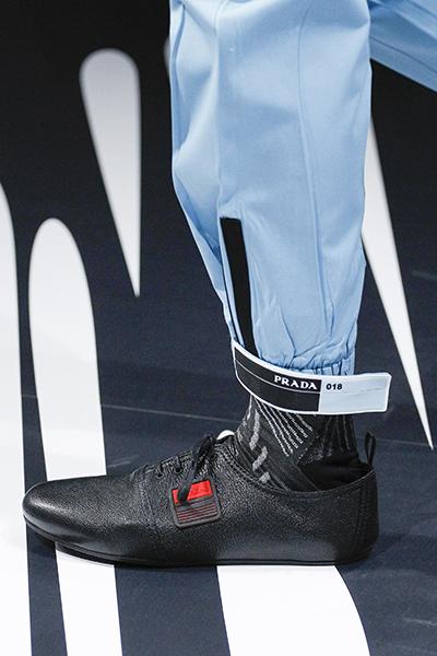 prada men shoes spring 2018 milan
