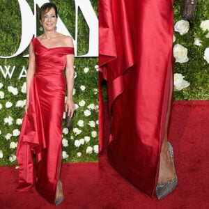 red-carpet-Allison-Janney-shoes-tony-2017
