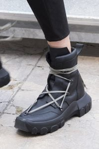 Rick Owens Men Shoes Spring 2018