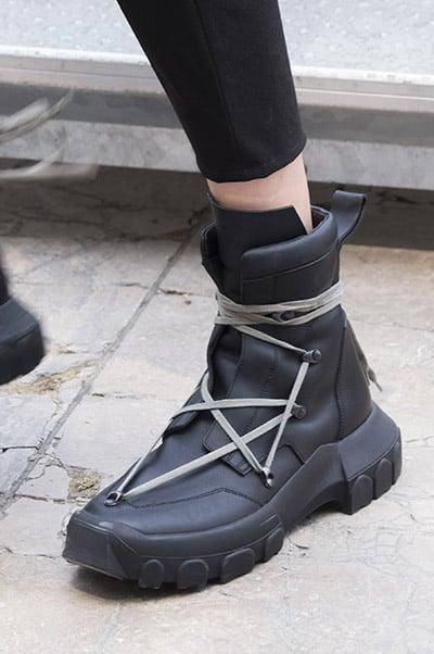 Rick Owens Men Shoes Spring 2018 Chiko Shoes Blog