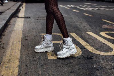 Street Shoes At London Menswear Spring 2018