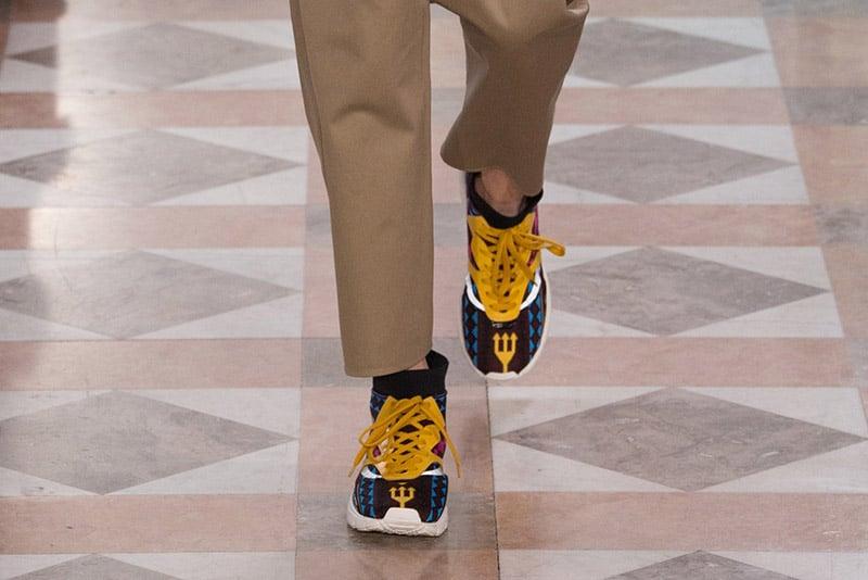 Valentino Men Shoes Spring 2018
