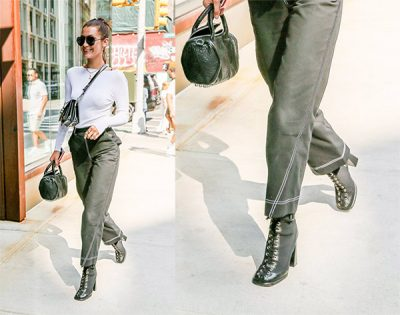 Bella Hadid Street Styles