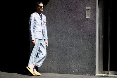 Best street styles Milan menswear spring 2018
