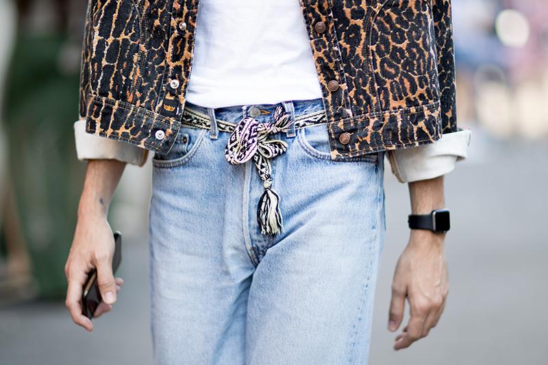 Best street styles at Milan menswear spring 2018