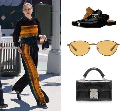 Gigi Hadid Loves Her Mule Loafers