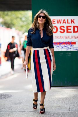 street style fourth july