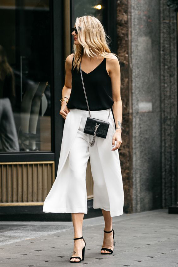 summer white trend
