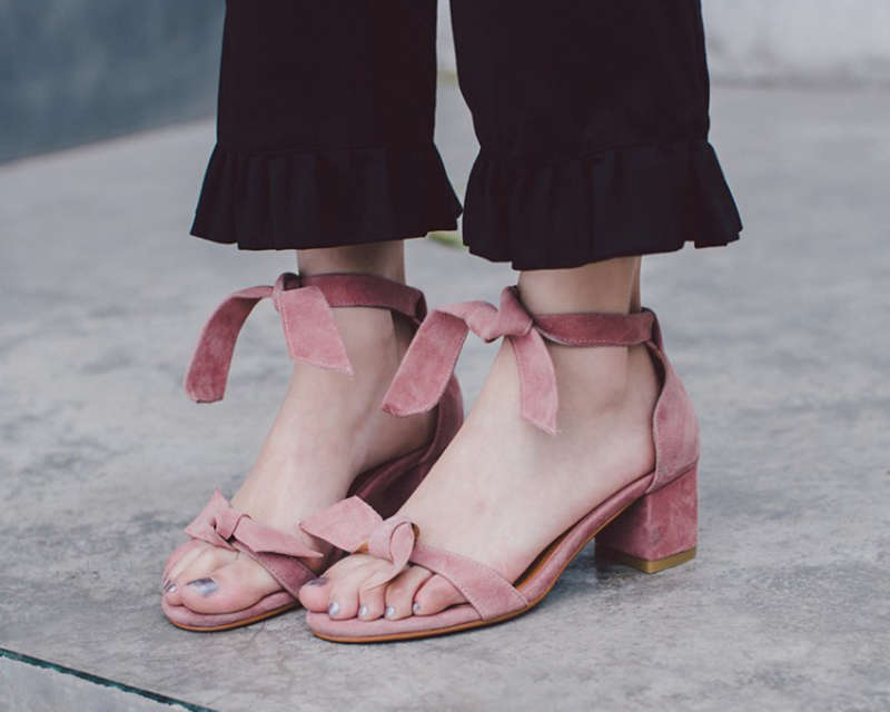 Bow Shoe Trend