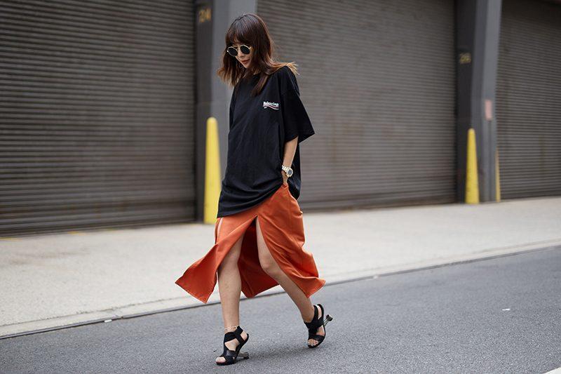 Best Street Styles New York spring 2018 menswear
