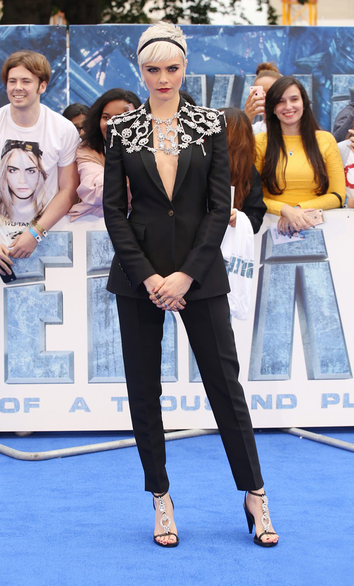 Cara Delevingne Best Red Carpet Styles