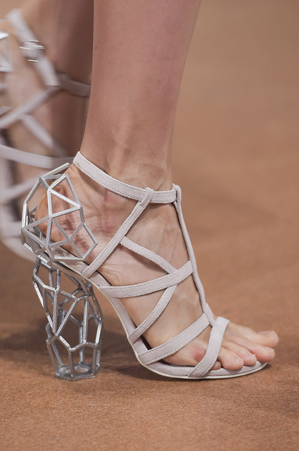 f4d6ca412f3e Iris Van Herpen Shoes Paris Couture fall 2017