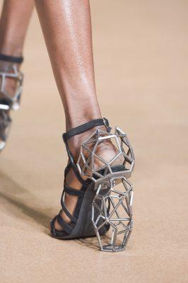 Iris Van Herpen Shoes Paris Couture fall 2017