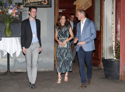 Kate Middleton Prada Shoes