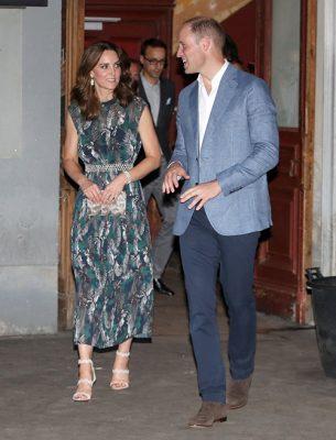 Kate Middleton Prada Shoes