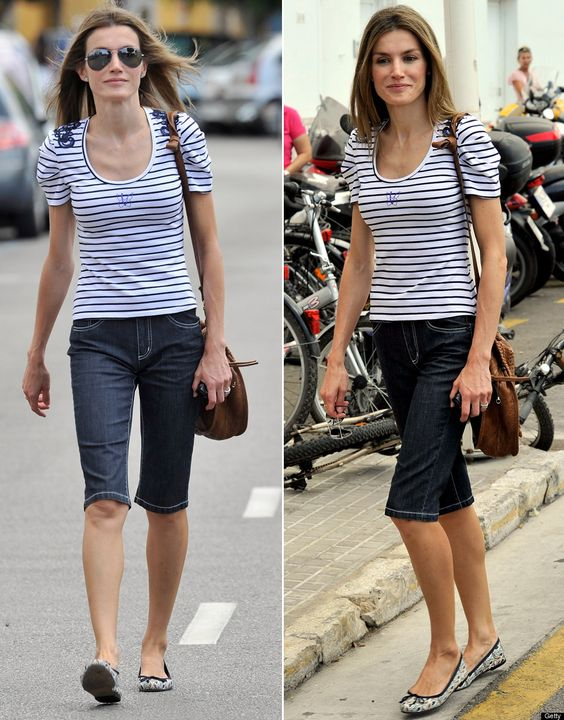 Spanish Queen Letizia best street styles