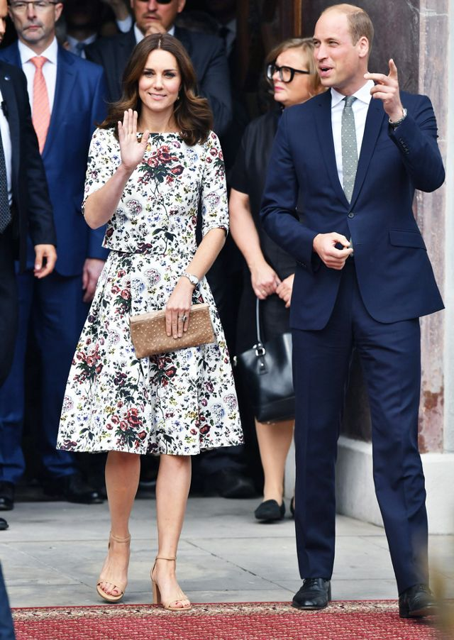 Kate Middleton New Shoes