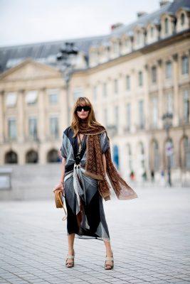 Paris street styles