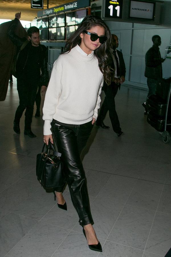 Selena Gomez Street Styles