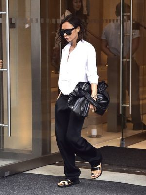 Victoria Beckham Street Styles