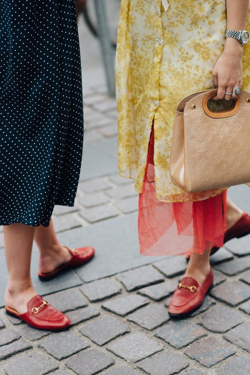 Best Street Style Copenhagen Fashion Week