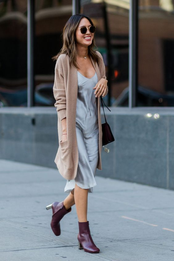 Ankle Boots Summer Street Style