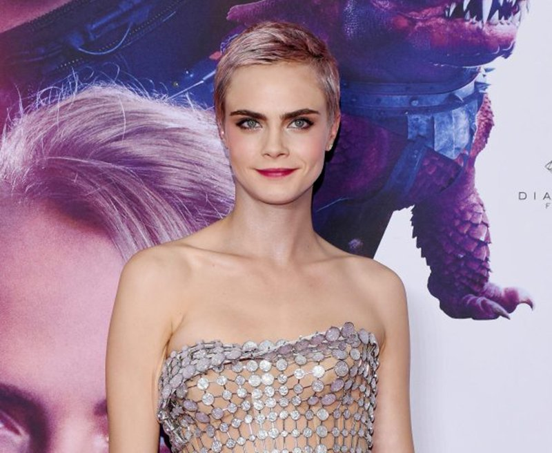 Cara Delevingne Red Carpet Style