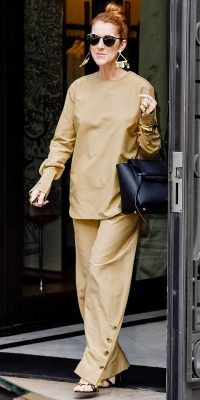 Celine Dion Street Styles