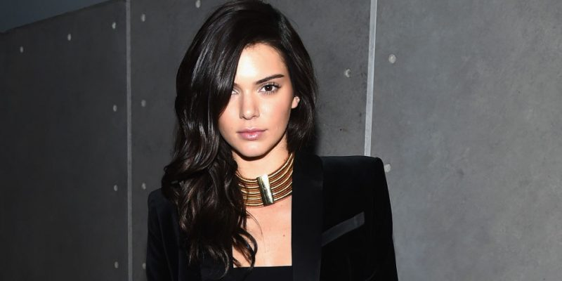 Kendall Jenner white ankle boots trend