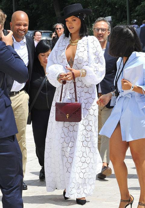Rihanna street styles