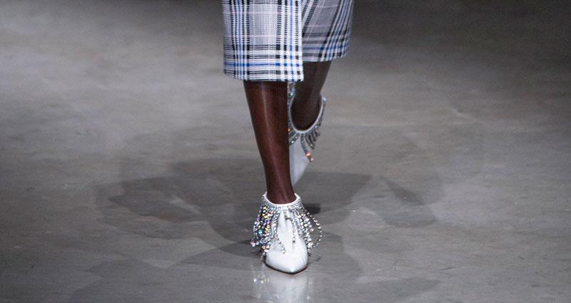 Christopher Kane Shoes Spring 2018