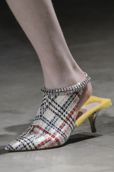 Christopher Kane Shoes Spring 2018