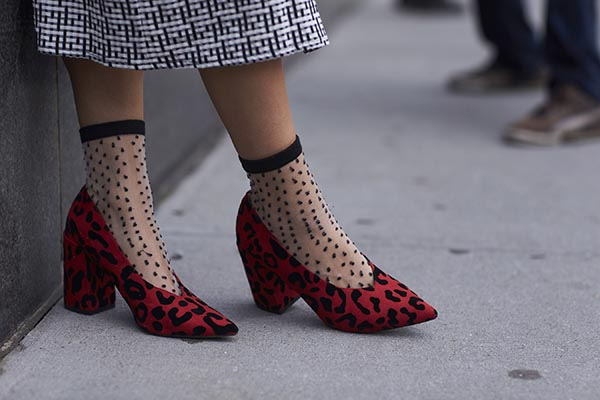 New York Fashion Week Spring Summer 2018 Street Style
