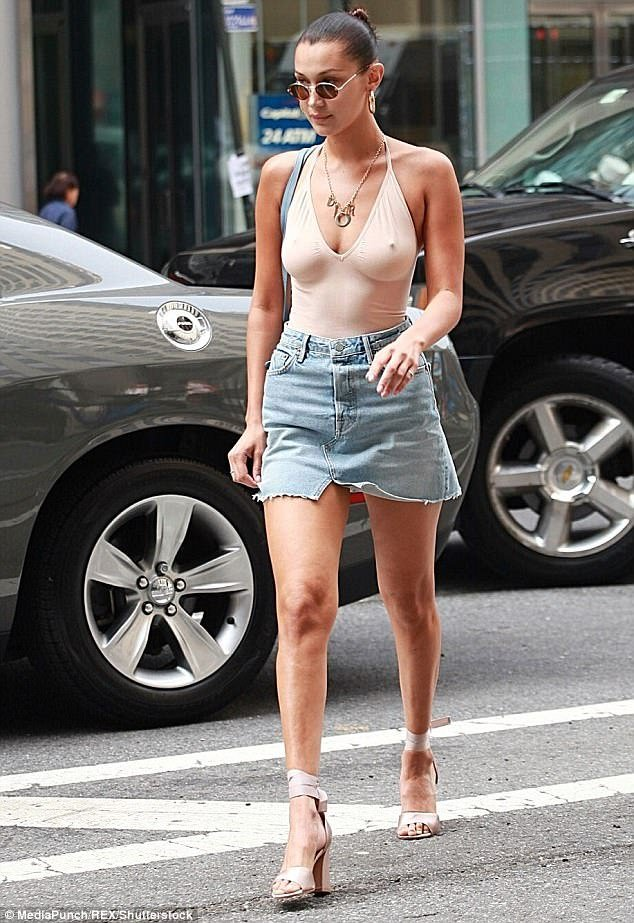 Bella Hadid Satin Heel Sandals