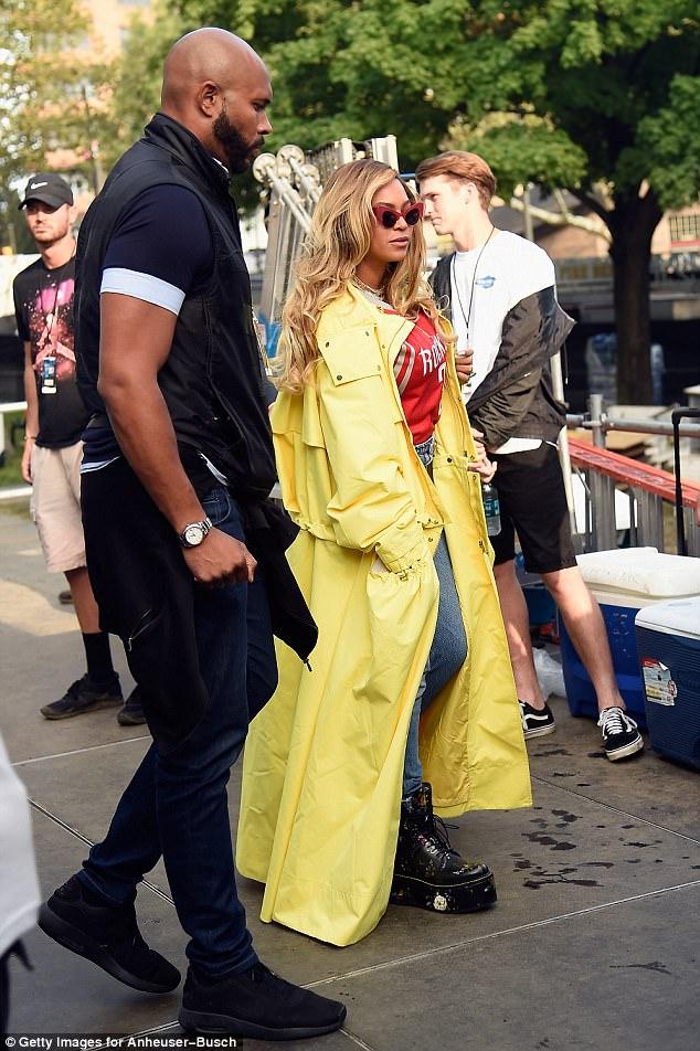 Beyoncé ankle boots