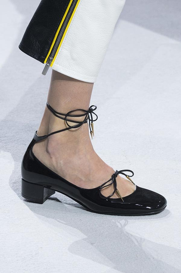 Dior shoes spring 2018