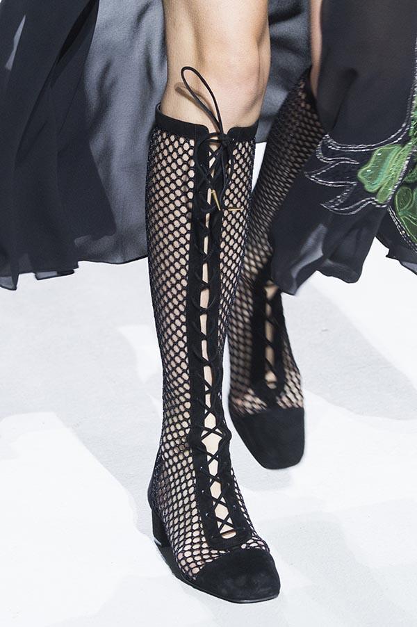 Dior shoes spring 2018
