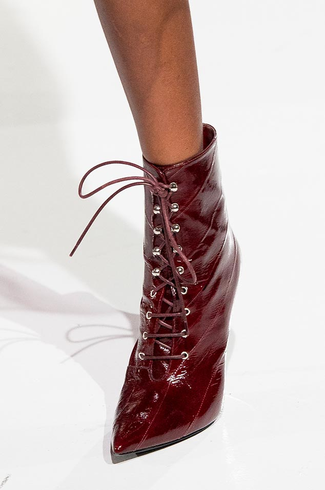 Calvin Klein Spring 2018 shoes