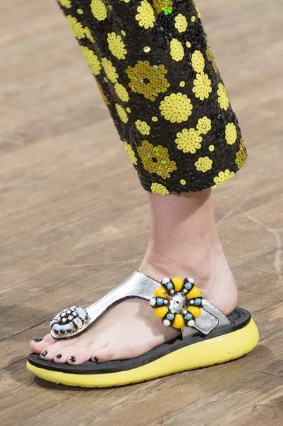 Marc Jacobs spring 2018 shoes