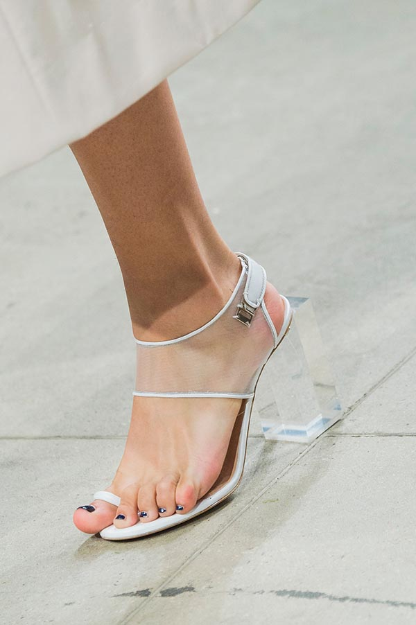 Prabal Gurung spring 2018 shoes
