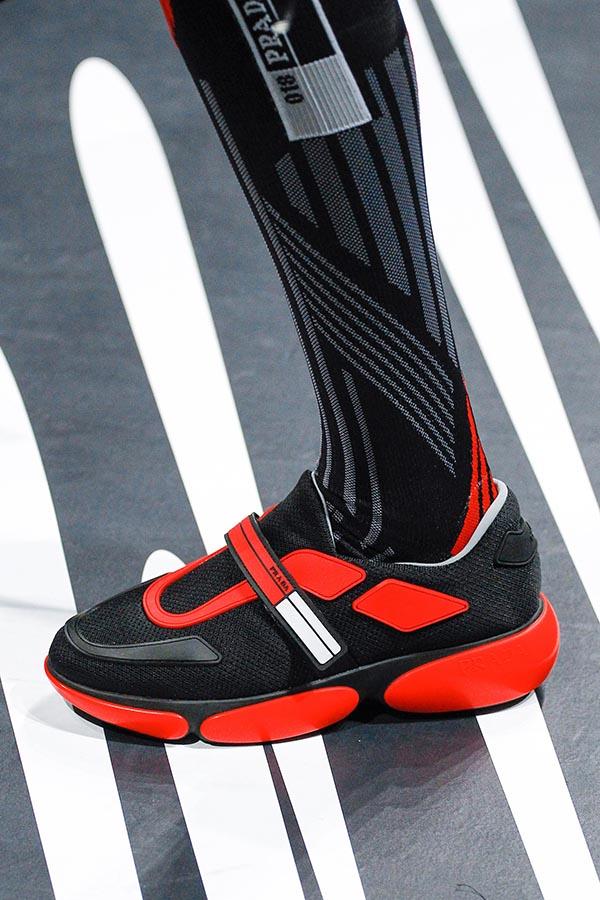 prada shoes spring 2018