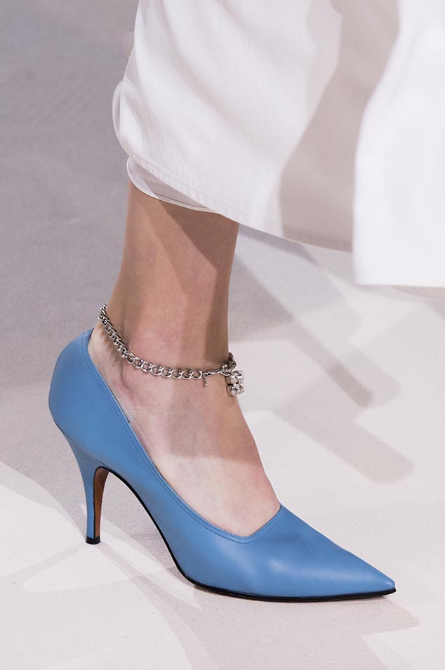 Victoria Beckham spring 2018 shoes