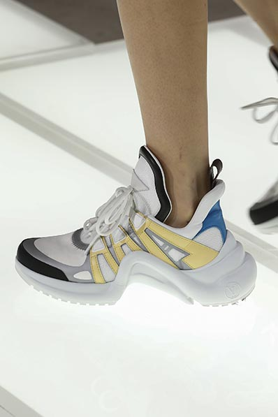 Louis Vuitton Shoes Spring 2018