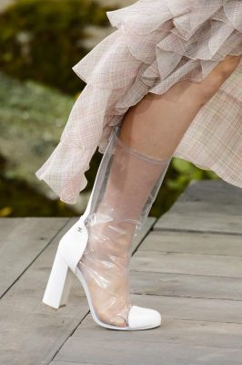 Chanel shoes spring 2018