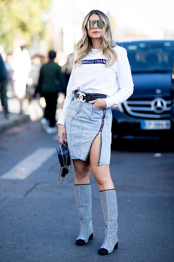 How To Wear Glitter Boots Like Style Stars | Chiko Shoes