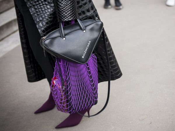 String Net Grocery Bag Trend