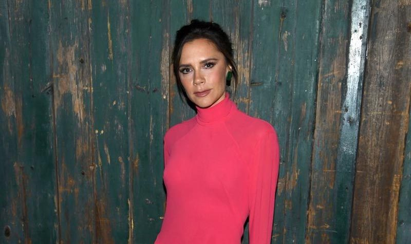 Victoria Beckham shoes 2017